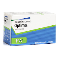 Optima FW Quartal Kontaktlinsen
