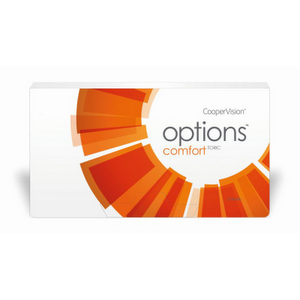 Options Comfort Toric 6er Packung