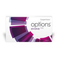 Options evolve Toric Kontaktlinsen