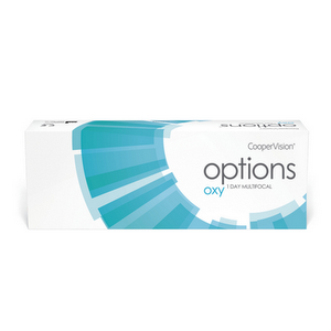 Options Oxy 1-Day Multifocal 30er Packung