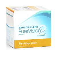 PureVision 2 for Astigmatism Kontaktlinsen