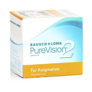 PureVision 2 for Astigmatism 6er Packung
