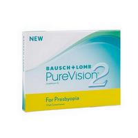PureVision 2 for Presbyopia Kontaktlinsen