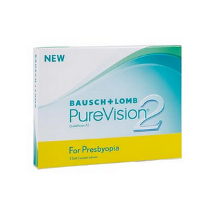 PureVision 2 for Presbyopia 3er Packung