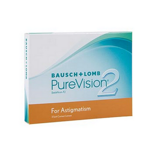 PureVision 2 HD for Astigmatism 3er Packung