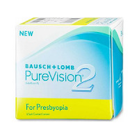 PureVision 2 HD for Presbyopia 6er Packung