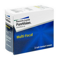 PureVision Multi-Focal Kontaktlinsen