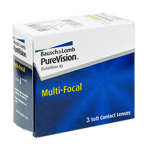 PureVision Multi-Focal 3er Packung