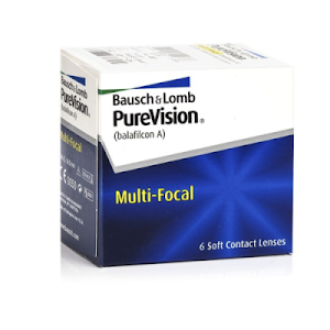 PureVision Multi-Focal 6er Packung