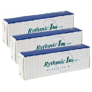 Rythmic 1 Day Toric 90er Packung