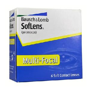 SofLens Multi-Focal 6er Packung