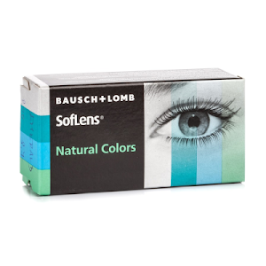 SofLens Natural Colors 2er Packung