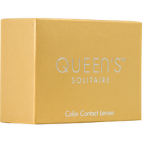 Queen's Solitaire Toric 1er Packung