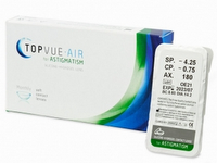 TopVue Air for Astigmatism 1er Packung