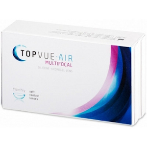 TopVue Air Multifocal 6er Packung