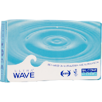 Ultra Wave SiH Kontaktlinsen