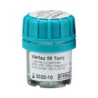 Weflex 55 Toric Kontaktlinsen
