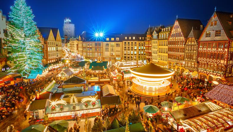 ドイツのクリスマスマーケットに行ってみたい!