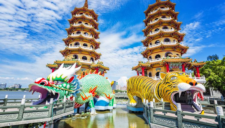 父母との台湾旅!はじめての高雄観光ツアー