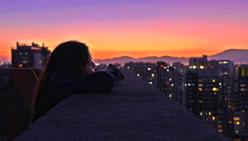 旅先でキレイな夜景を見るのはココかもしれない