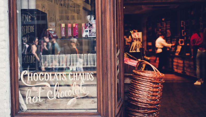 ベルギーで本場のチョコレート作りを体験!