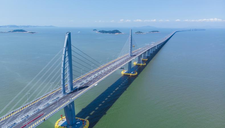 香港-マカオを繋ぐ港珠澳大橋がとうとう開通!