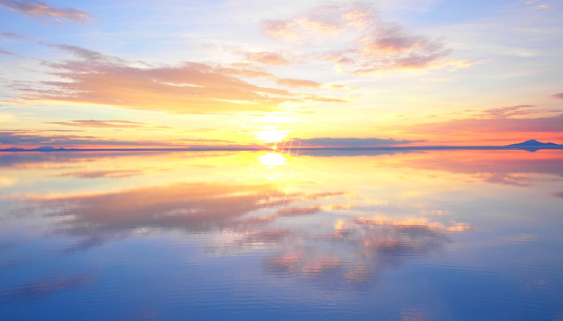 海外でプロポーズされるなら、絶対ウユニ塩湖!