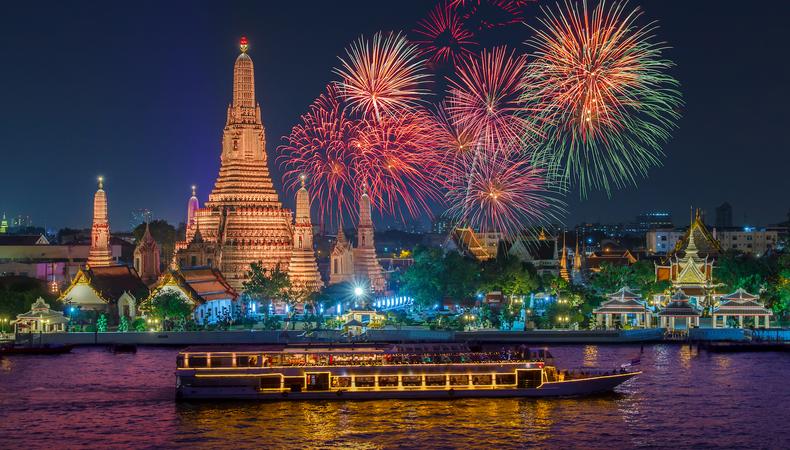 タイでロマンティックな大晦日を過ごそう!