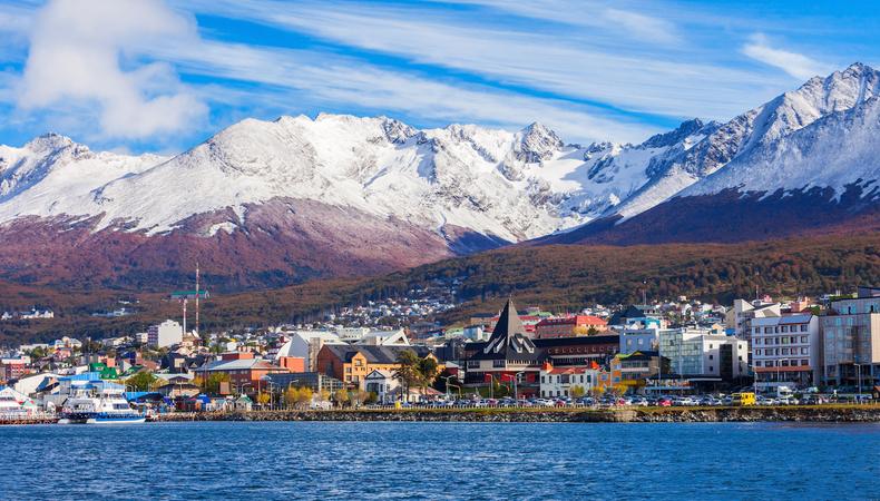 世界最南端まで行ってみる⁈アルゼンチン ウシュアイア