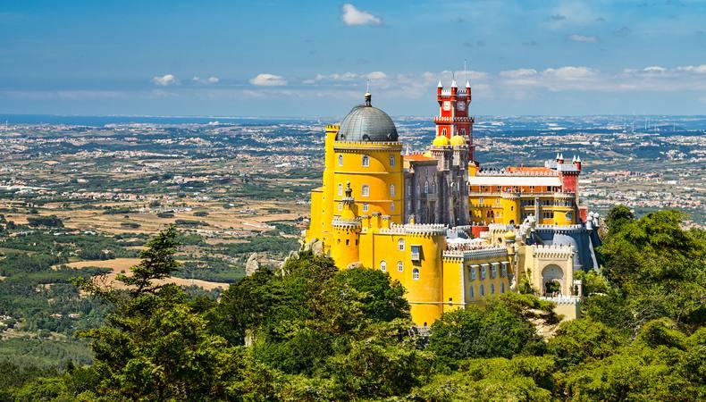 美しい景観!ポルトガルの世界遺産シントラ