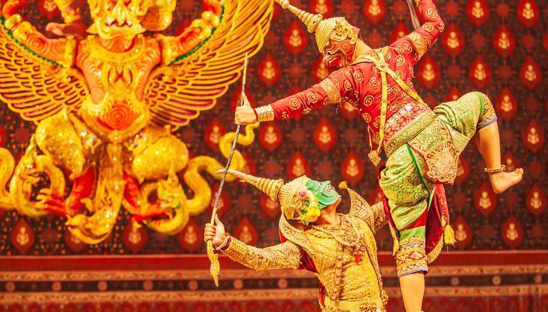 エキゾチックな夜を満喫!タイ舞踊のディナーショー