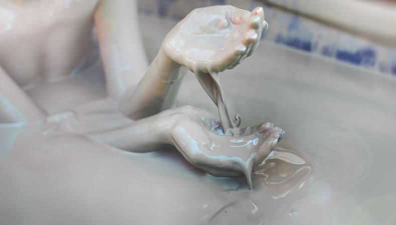 ベトナム、ニャチャンの泥温泉体験でお肌すべすべ!