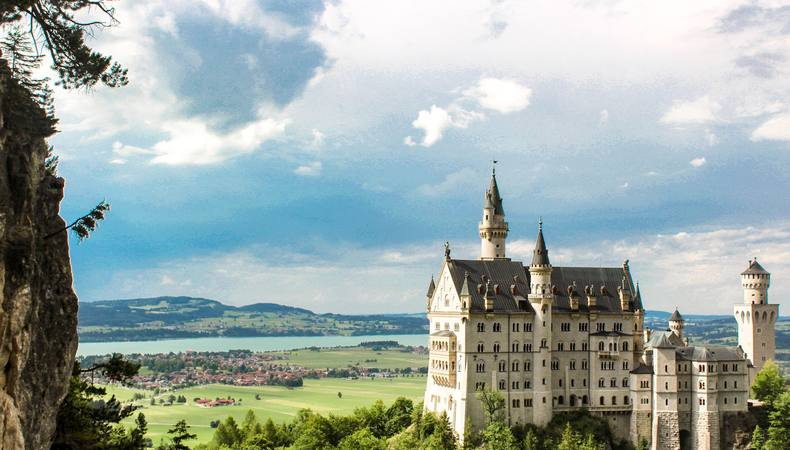 ドイツのノイシュバンシュタイン城へ行くことに?
