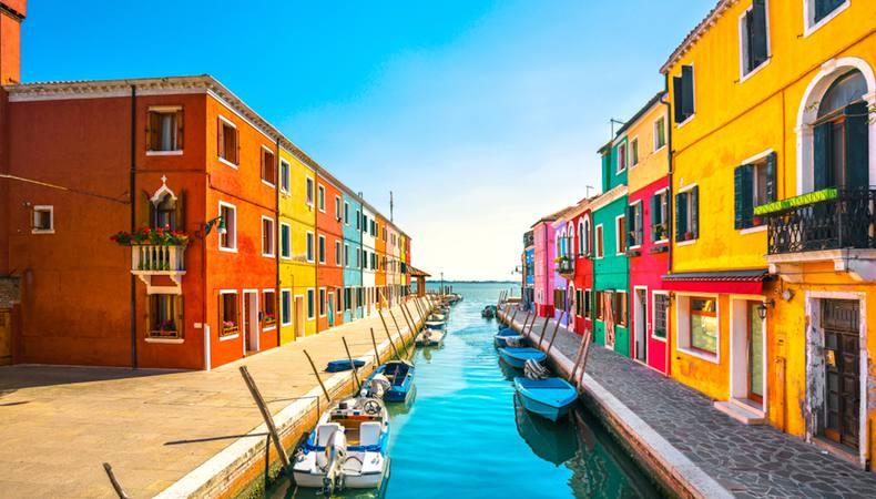 のんびり巡る!ヴェネツィアの2つの離島へ