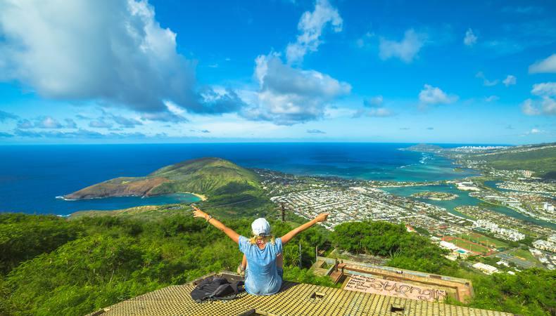 ココヘッドトレイルでハワイの絶景に感動!