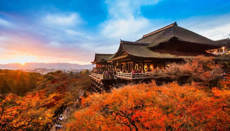 金閣寺・銀閣寺・清水寺、京都の世界遺産を大人になった今訪れる