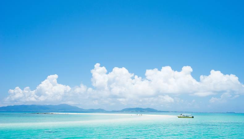 沖縄の石垣島から幻の島へ行ってみたい!