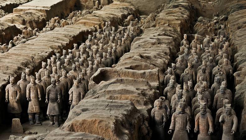 キングダム好きは行くべし!中国の兵馬俑のスケールに驚愕