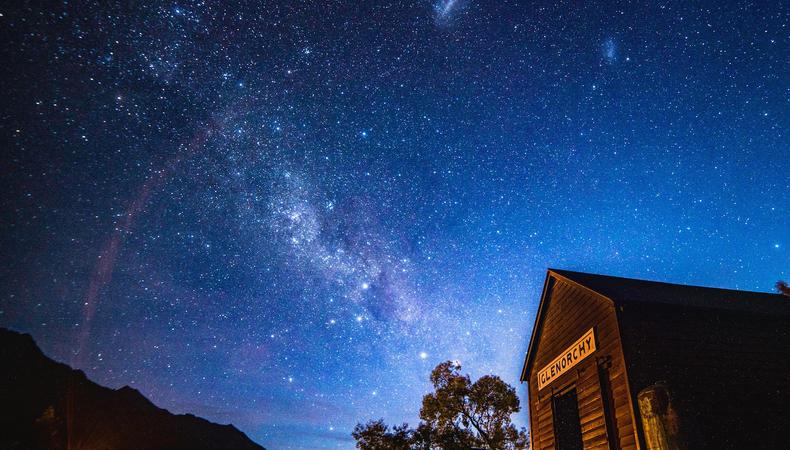 世界最南端のマウントジョン天文台で、南半球の星座の世界を体感したい