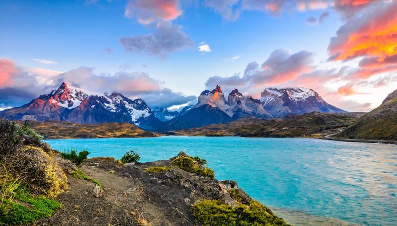 大自然パタゴニア地方がベストシーズンを迎える@チリ/アルゼンチン