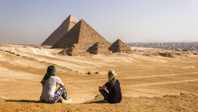 治安が気になるエジプト観光は空港発着ツアーが安心