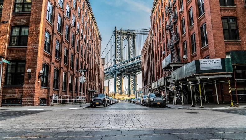 ニューヨークの人気エリア、ブルックリンをのんびりお散歩