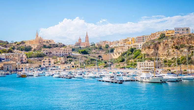 マルタに行くならゴゾ島の絶景を満喫したい