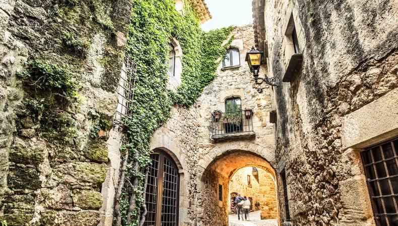 スペインの古都ジローナで中世へタイムスリップ