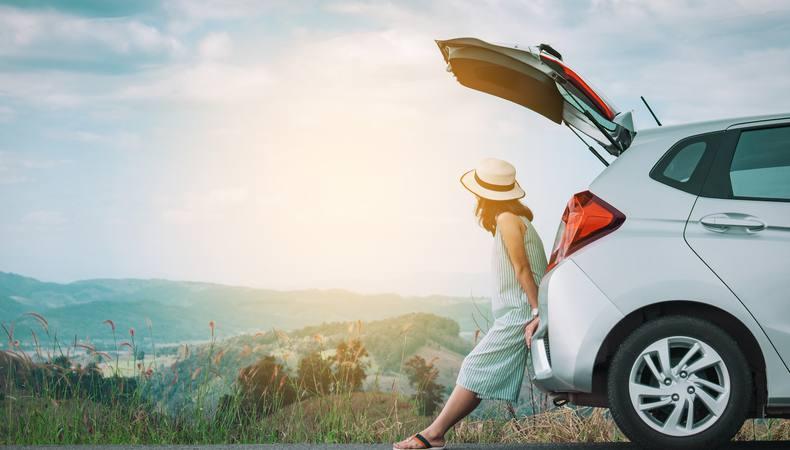 タスマニア島の1本道をドライブでのんびり観光@オーストラリア