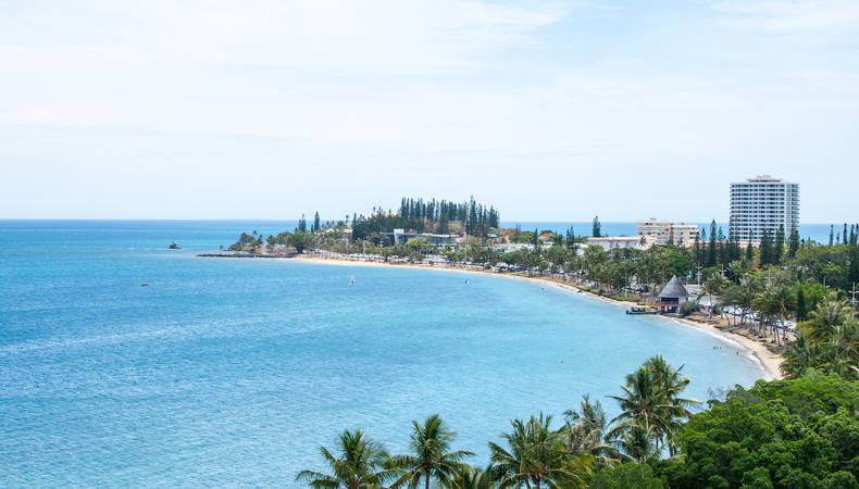 ニューカレドニアの観光スポットを半日でめぐる!
