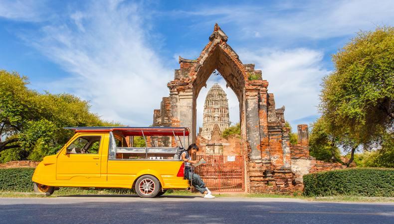 弾丸で行くときこそ!タイの定番の観光地はツアーで