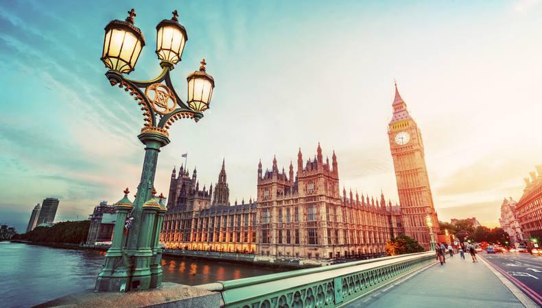 ロンドンで仕事をして、観光も楽しむ!