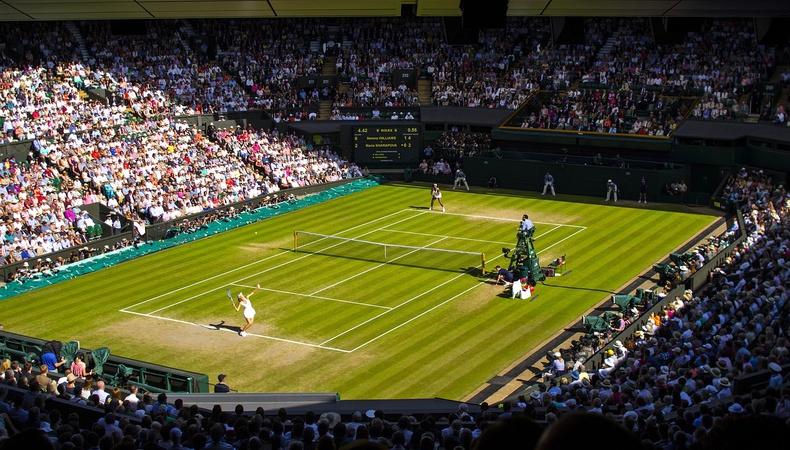 ロンドンでテニスの聖地ウィンブルドンに行ってみたい!