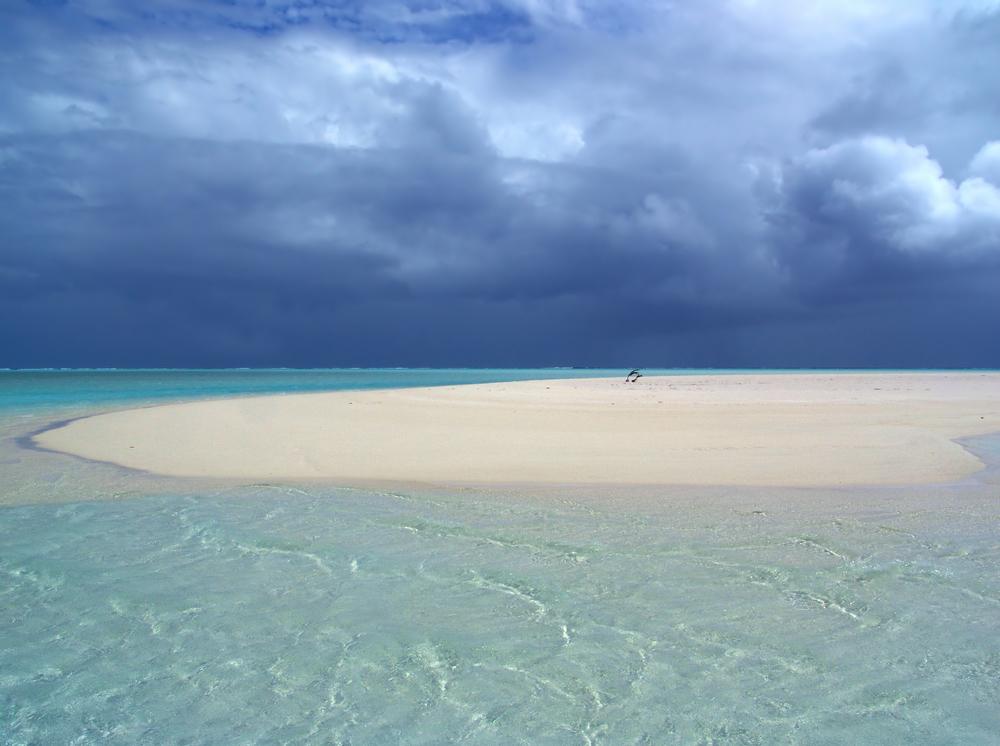 ハワイの海に恋して。幻の海、サンドバーを見たい!